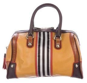 Henri Bendel Leather Handle Bag