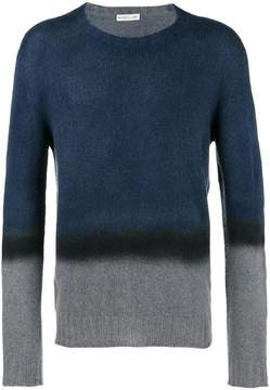 Etro degrade knitted sweater