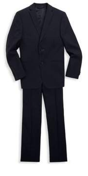 Michael Kors Boy's Two-Piece Check Suit