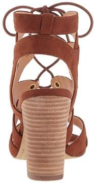 XOXO Womens Barnie Open Toe Casual Ankle Strap Sandals.