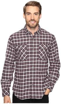 James Campbell Long Sleeve Woven Gonzalo Plaid