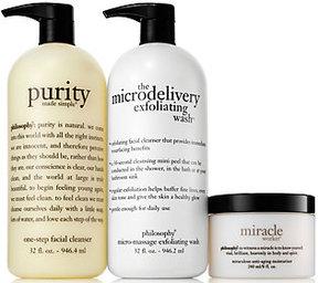 Philosophy Super-Size Skincare Favorites Trio