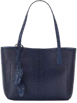 Nancy Gonzalez Python Medium Carry-All Tote Bag