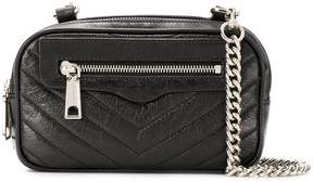 Rebecca Minkoff embossed crossbody bag