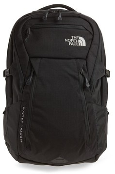 The North Face Men's Router Transit Backpack - Black