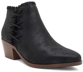 Qupid Black Montana Ankle Boot - Women