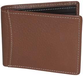 Dopp Men's Hudson Rfid-Blocking Front-Pocket Slimfold Wallet