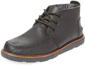 Toms Men's Leather Chukka Boot