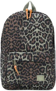 Herschel animal print backpack