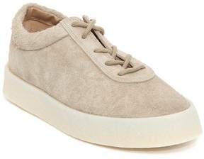Yeezy Shaggy Suede Sneakers
