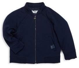 Versace Little Boy's & Boy's Stand Collar Jacket
