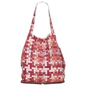 Hermes Silky Pop silk handbag - PINK - STYLE