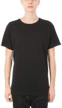 Les (Art)ists Les Artists Wang 83 Black Cotton T-shirt