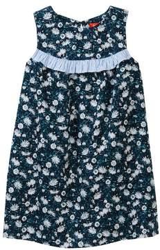 Joe Fresh Ruffle Dress (Toddler & Little Girls)