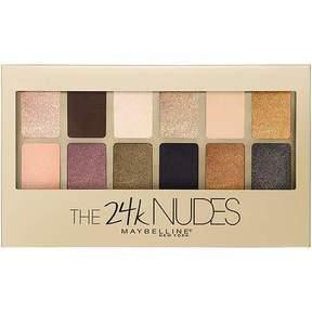 Maybelline 24K Nudes Eyeshadow Palette