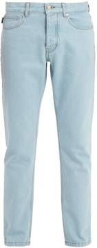 Ami Washed straight-leg jeans