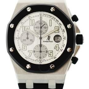Audemars Piguet Royal Oak Offshore Chronograph Automatic Silver Dial Men's Watch
