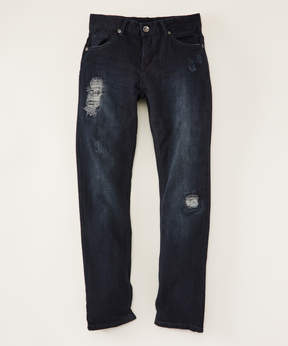 DKNY Blue & Black Wash Core Rip N Repair Jeans - Toddler & Boys