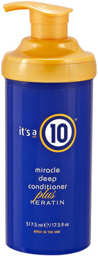 It's A 10 ITS A 10 Miracle Deep Conditioner Plus Keratin - 17.5 oz.