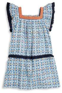 Roberta Roller Rabbit Toddler's & Little Girl's Venezia Oceana Pleated Dress