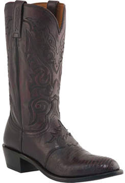Lucchese Bootmaker M2901.J4 Rounded Point Toe Cowboy Heel Boot (Men's)