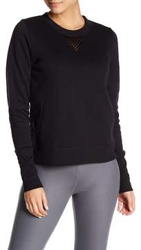 Alo Dowtown Fleece Pullover
