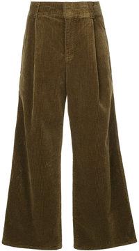 ESTNATION flared trousers