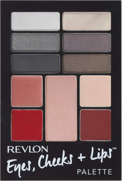 Revlon Eyes, Cheeks + Lips Palette