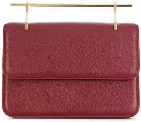 M2Malletier top handle clutch