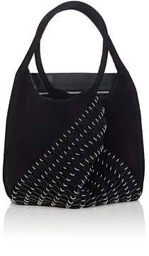 Paco Rabanne Women's 14#01 Pliage Leather Mini Bucket Bag