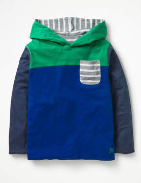 Boden Reversible Hooded T-shirt