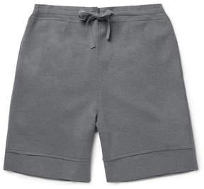 Balenciaga Wool-Jersey Shorts
