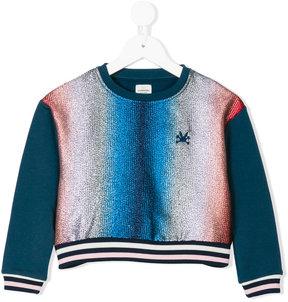 No Added Sugar Winner cropped sweatshirt