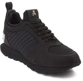 Philipp Plein Men's Runner Setting Sneaker Shoes Black.