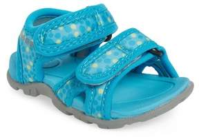 Bogs Whitefish Dots Water Friendly Sandal (Toddler)