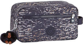 Kipling Agot water-resistant toiletry bag - BLUE PURPLE C - STYLE