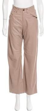 Drome Leather Wide-Leg Pants w/ Tags