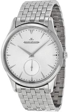 Jaeger-LeCoultre Jaeger Lecoultre Master Control Grande Ultra Thin Silver Dial Stainless Steel Men's Watch