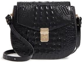 Brahmin Melbourne - Lizzie Leather Crossbody Bag - Black