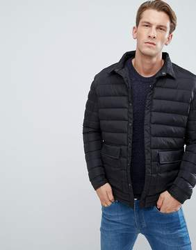 French Connection Quilted Worker Jacket