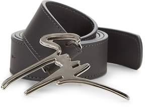 Giuseppe Zanotti Men's Signature Logo Belt