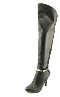 Fergie Cove Round Toe Synthetic Over The Knee Boot.