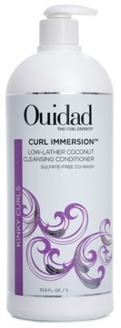 Ouidad Curl Immersion Coconut Cleansing Conditioner