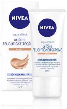 Nivea Bronze Moisturizing Cream by 50ml Cream)