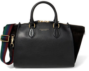 Ralph Lauren Luxe Calf Traveller Bag