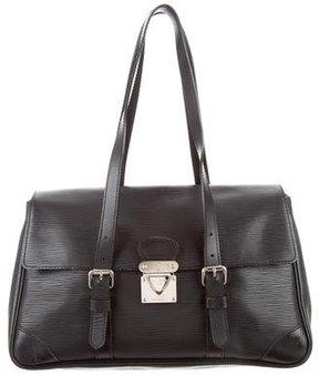 Louis Vuitton Epi Ségur MM - BLACK - STYLE