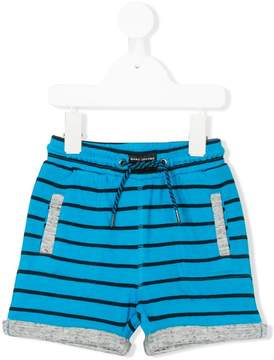 Little Marc Jacobs striped track shorts