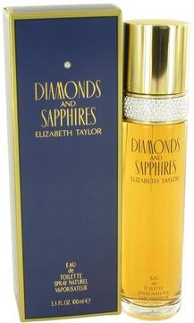 DIAMONDS & SAPHIRES by Elizabeth Taylor Perfume for Women