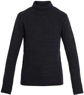 Oliver Spencer Talbot roll-neck wool-knit sweater