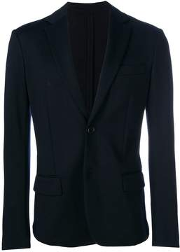 Emporio Armani single breasted blazer